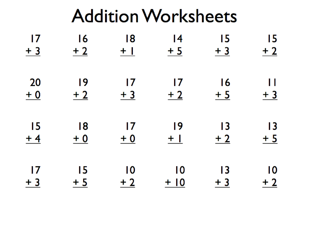 Free Printable Math Worksheets Grade 1 : Printable grade math worksheets activity shelter