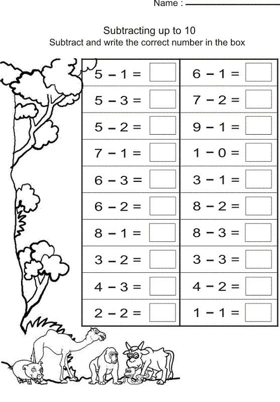 grade 1 math practice