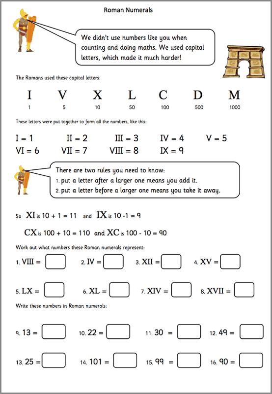 Year 5 Math Worksheets Printable | Activity Shelter