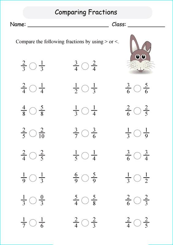 year 5 maths worksheets printable simple