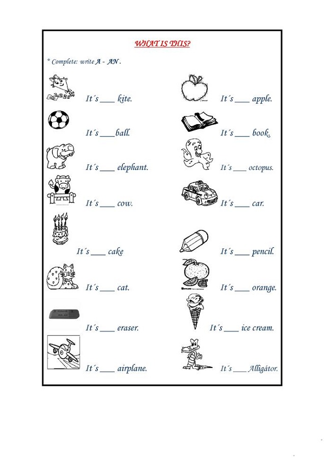 free elementary worksheets grammar