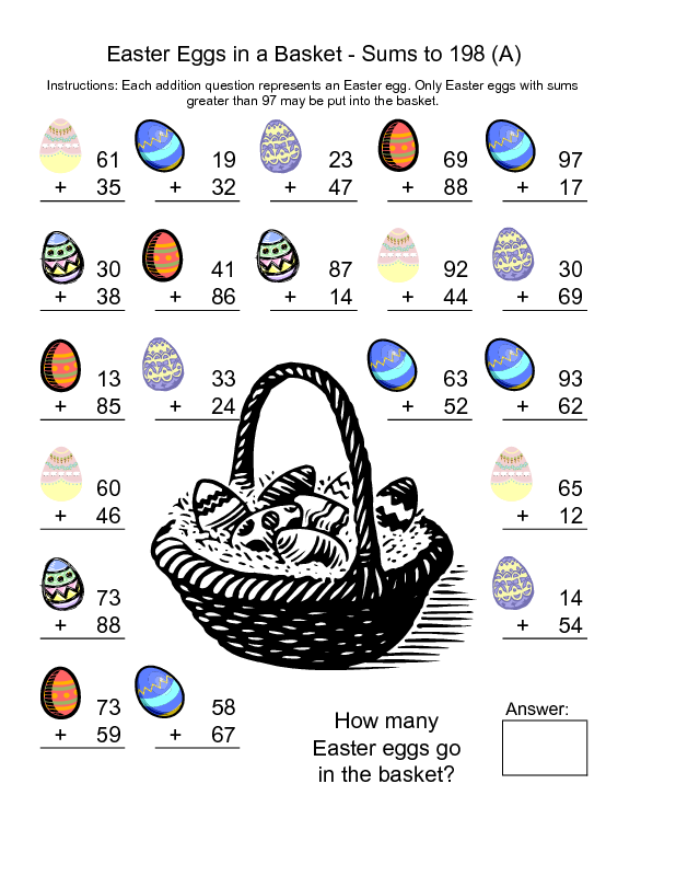 Free Math Worksheets KS2 | Activity Shelter
