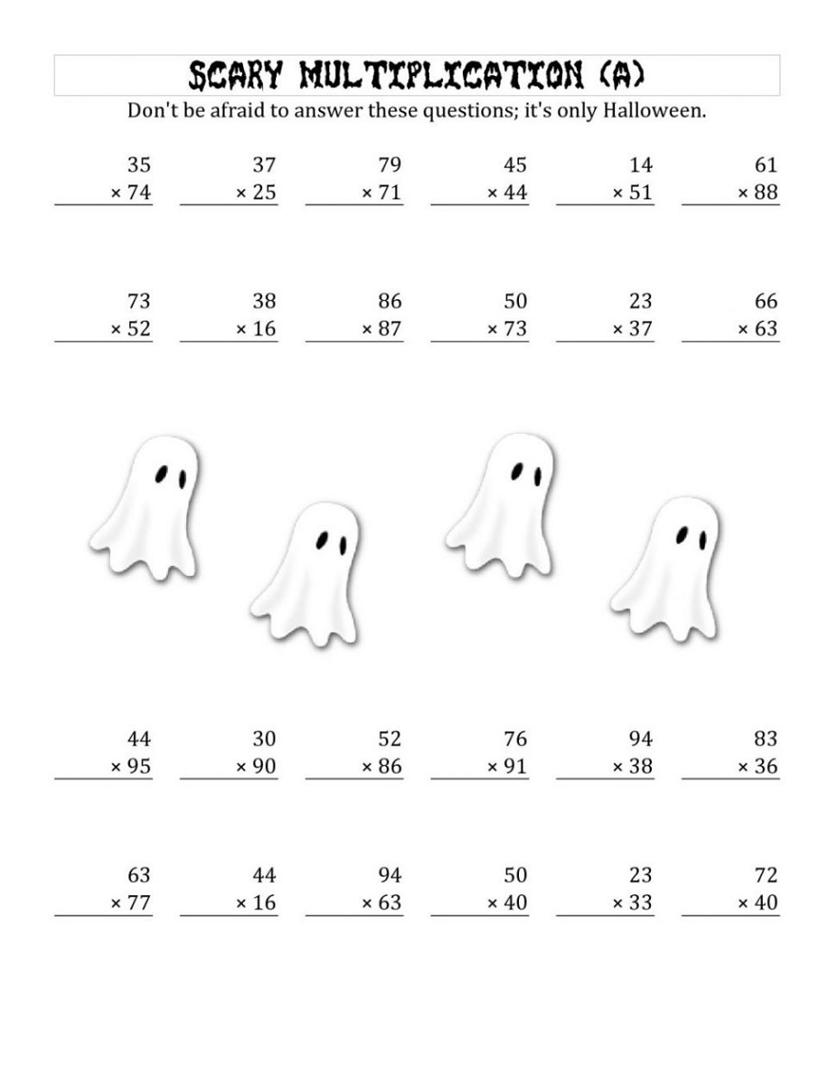 free math practice sheets multiplication