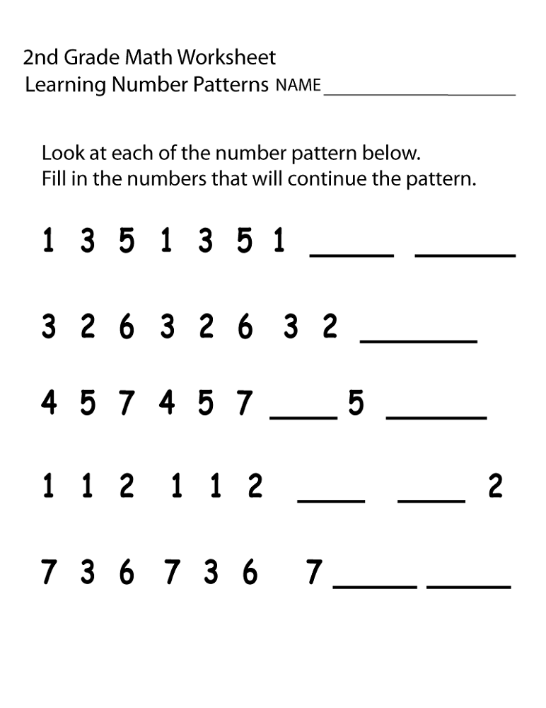 Mathematics Printable Worksheets | Activity Shelter