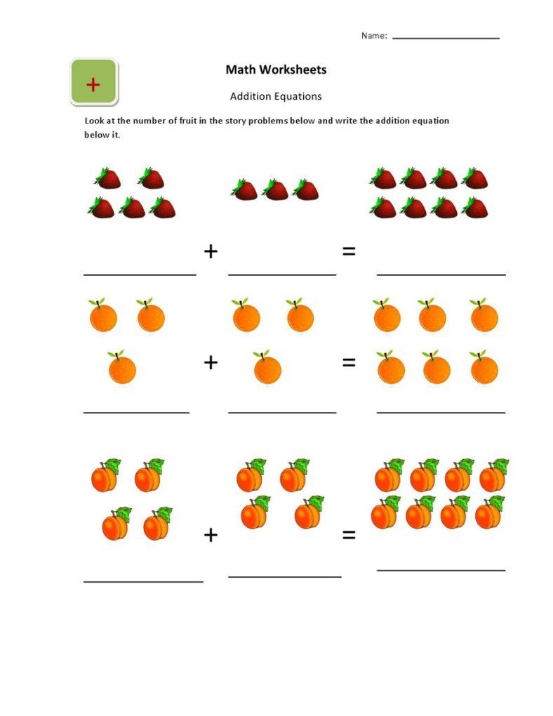 online worksheets for kindergarten 1st grade
