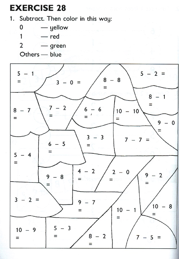 Primary Maths Worksheets Printable | Activity Shelter