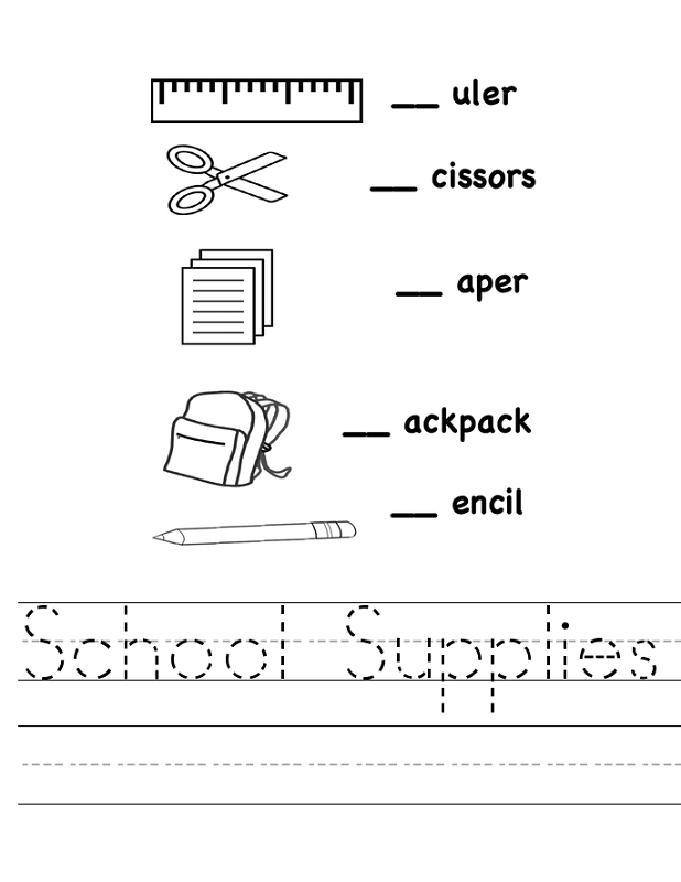 school workbooks for free printable