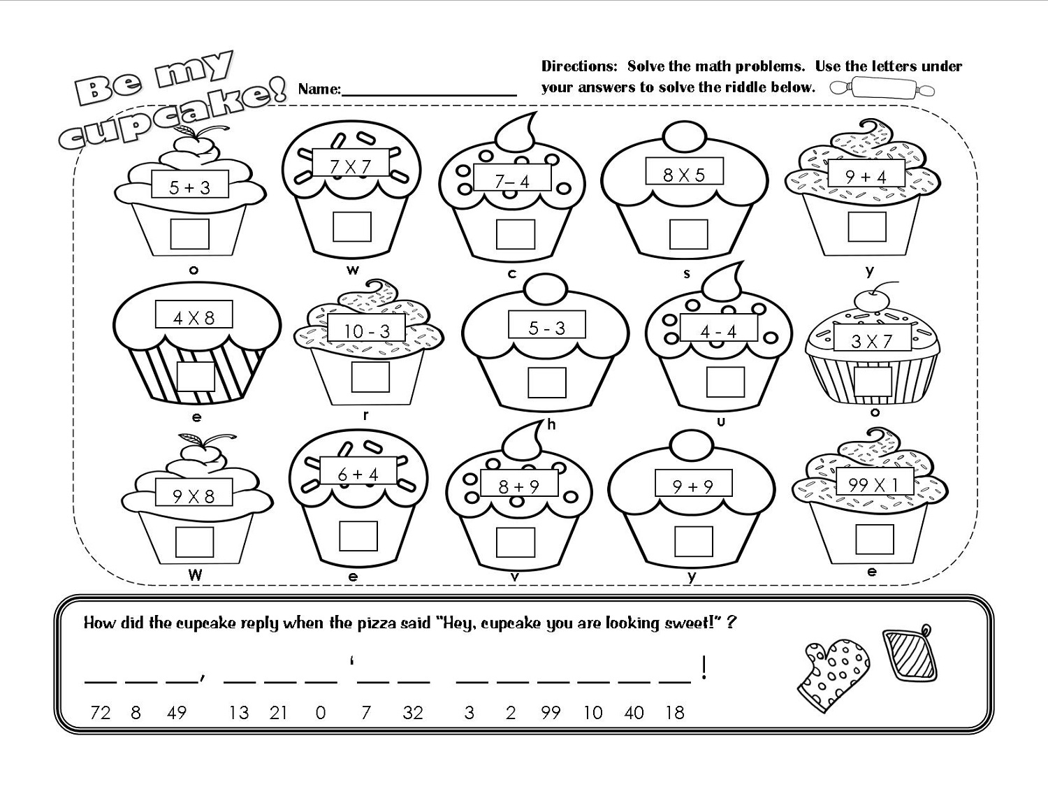 Free fun reading worksheets for 1st grade
