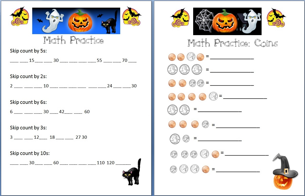 free math workbooks for kids