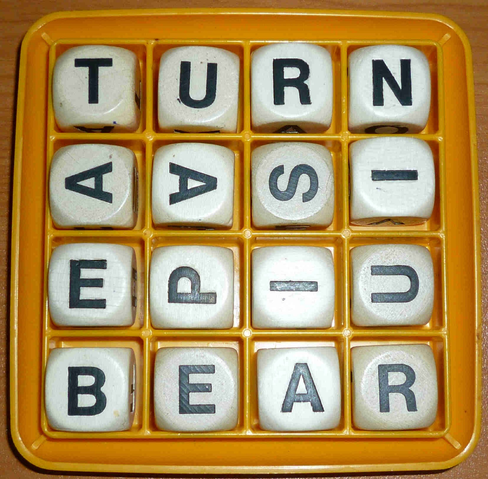 Boggle Game Board Free
