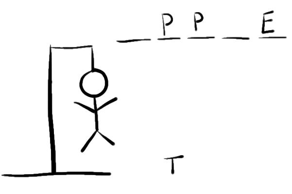 Hangman Word Game Transparent