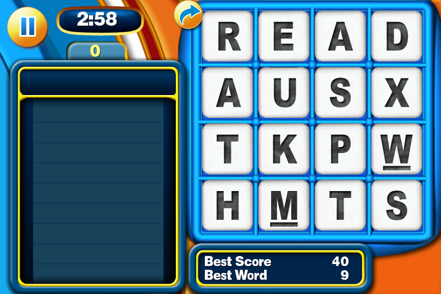 Boggle Game Rules Free