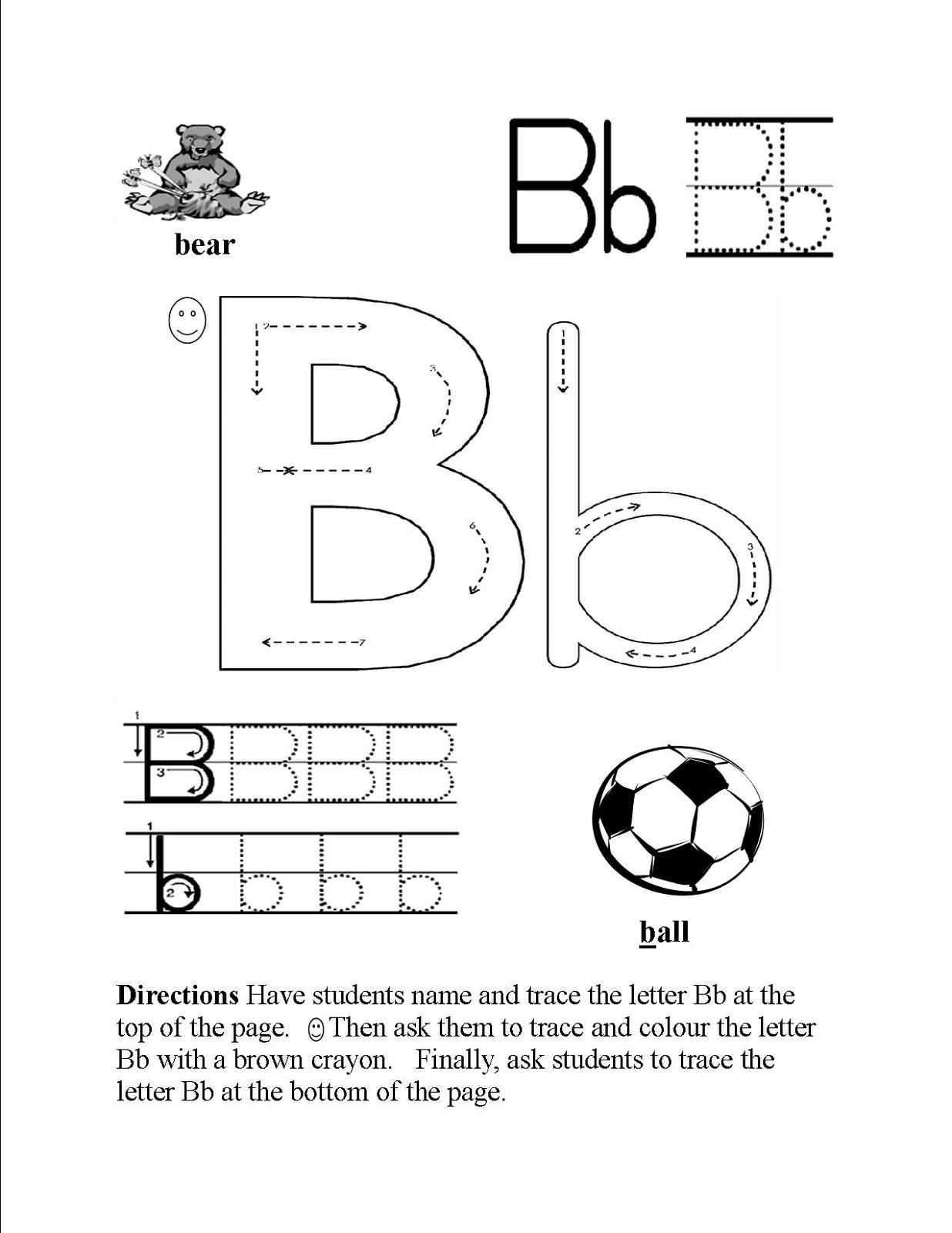 Head Start Worksheets : Head start worksheets alphabet for kids activity shelter