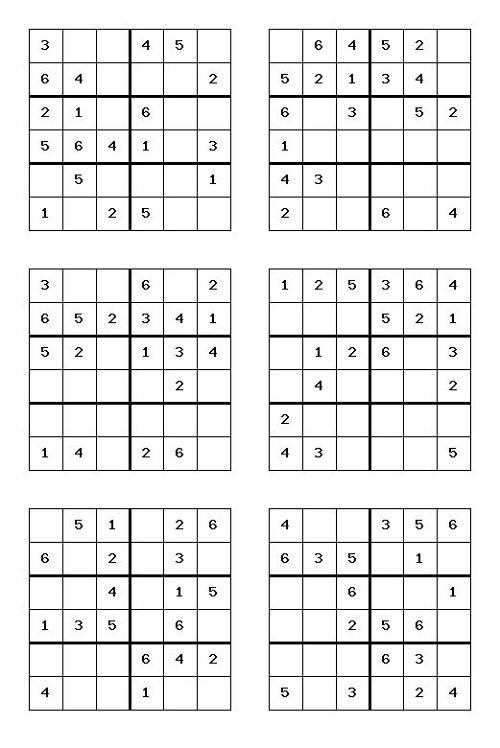 picture relating to Printable Sudoku for Kids named Sudoku for Little ones Novices and Novice Recreation Shelter