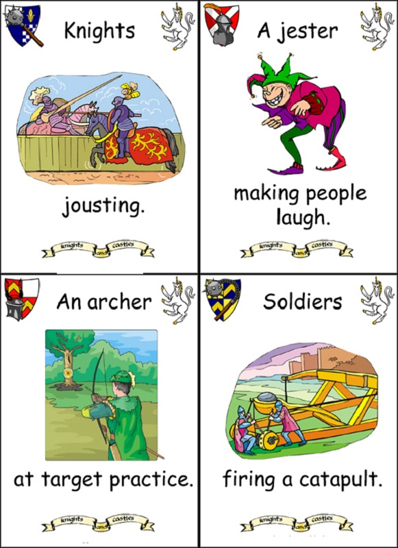 Middle Ages Activities for Kids Medieval
