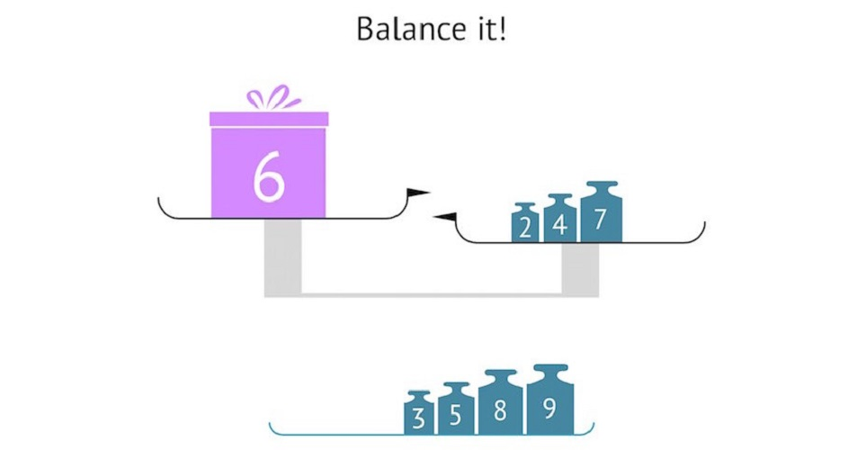 Pan Balance Problems Question