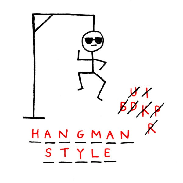 Rules for Hangman Free