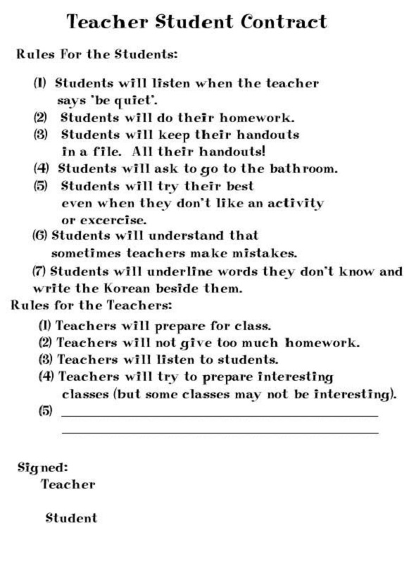 Rules of Boggle Teacher