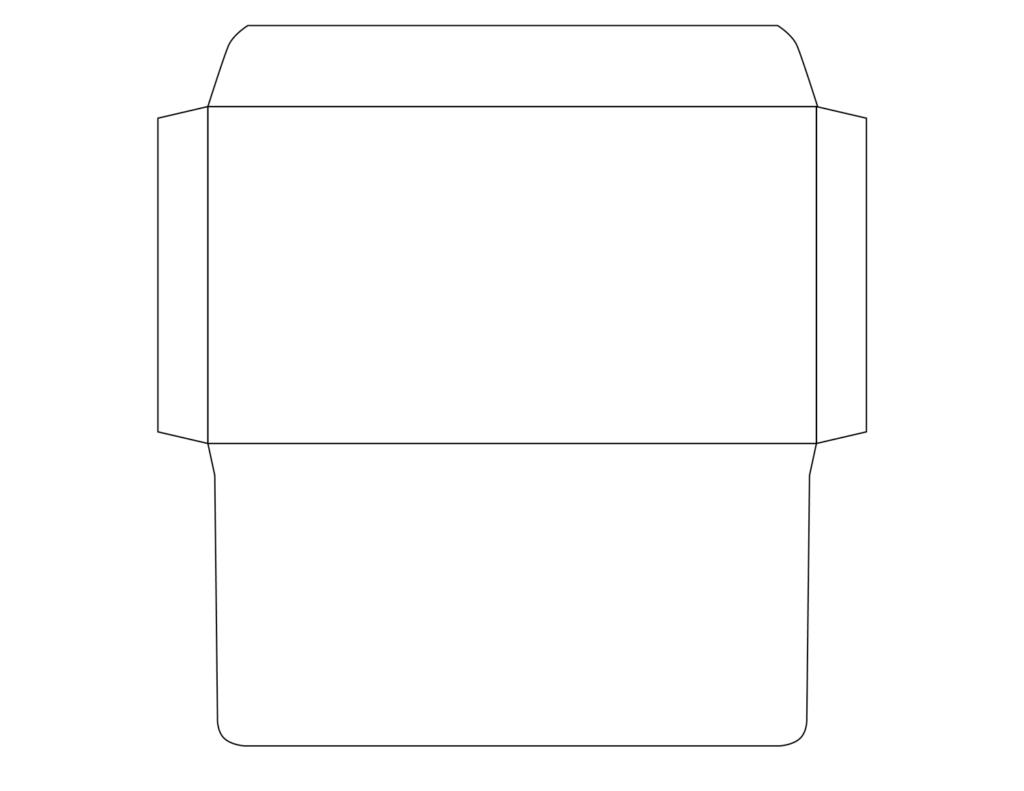 Шаблоны конвертов для денег а4 для печати на принтере