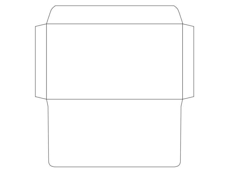 Free Printable Templates Envelope