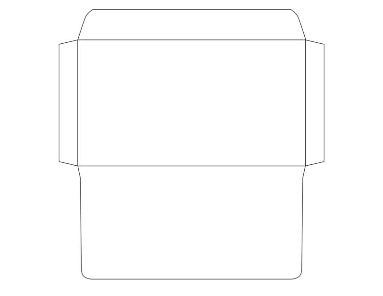 Free Printable Templates Envelope