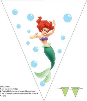Mermaid World List Crafts