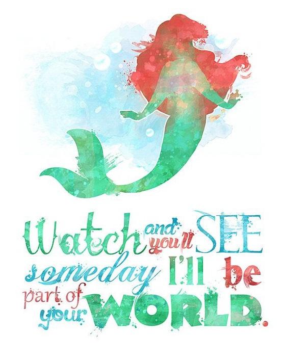 Mermaid World List Girls