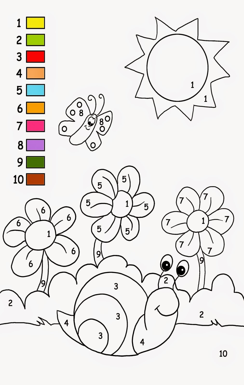 Free Activity Sheets for Kids