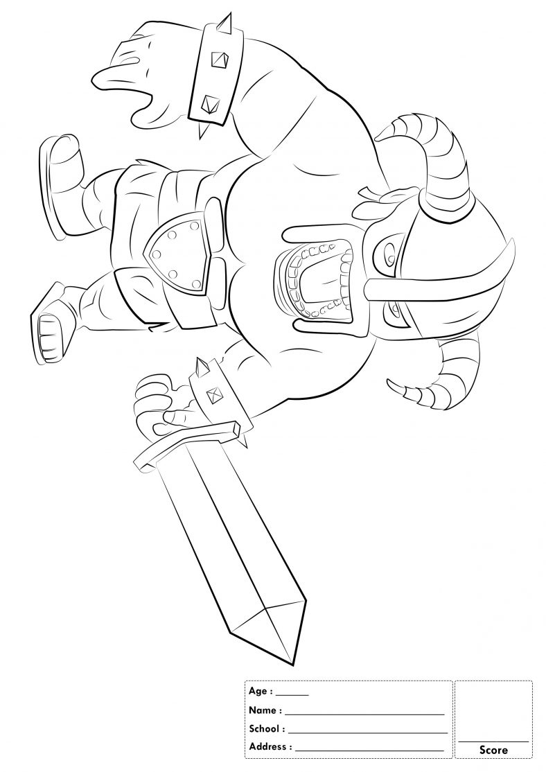 terraria coloring pages character