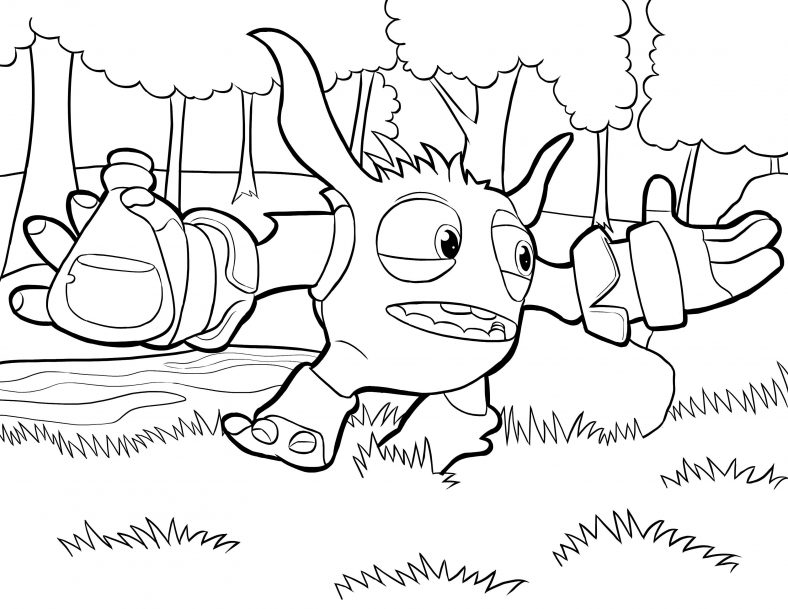 terraria coloring pages fun