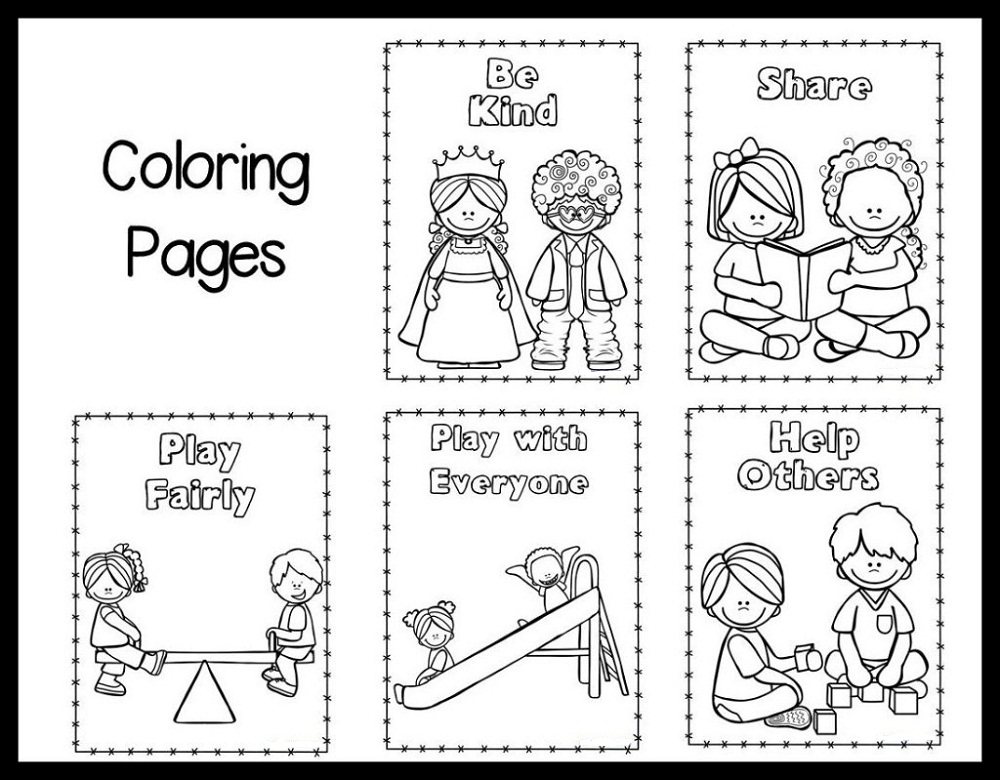 anger management coloring pages kids