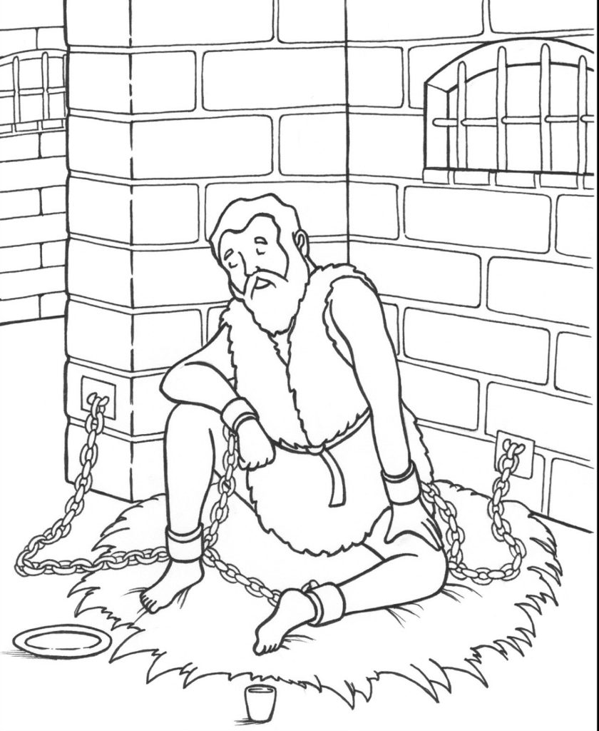 all saints day coloring pages template